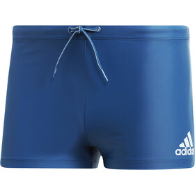 adidas Fitness Badge of Sport Costume a pantaloncino Uomo, legend marine